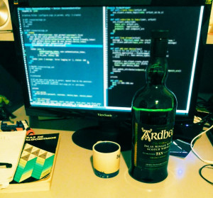 Whisky On Rails
