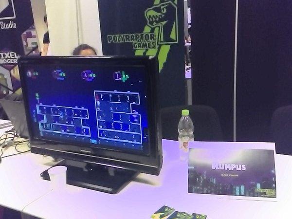 Rumpus game