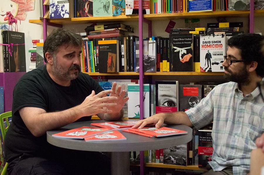 Gustavo Sala y Nacho Alcuri