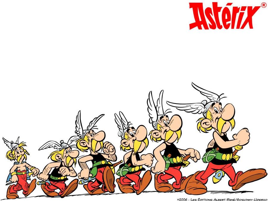 Citaten Asterix En Obelix : Cómo se pronuncia astérix picando código