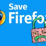 Save Firefox