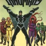 The Origin of the Inhumans