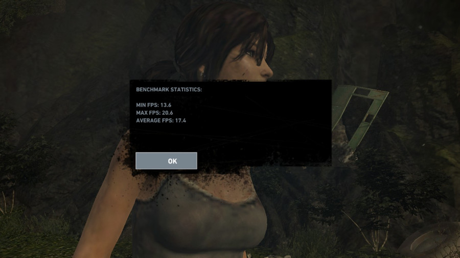 Tomb Raider - Benchmark