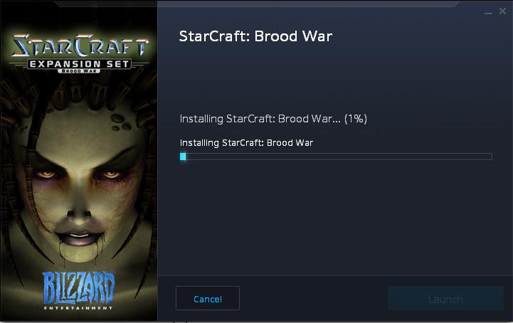 Instalando StarCraft