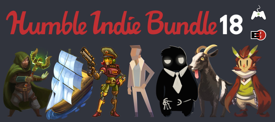 Humble Indie Bundle 18