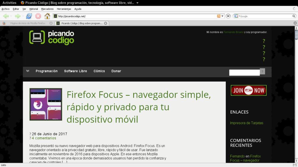 Wine + Firefox Portable 2.0.0.6