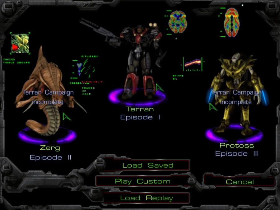 StarCraft Campaigns