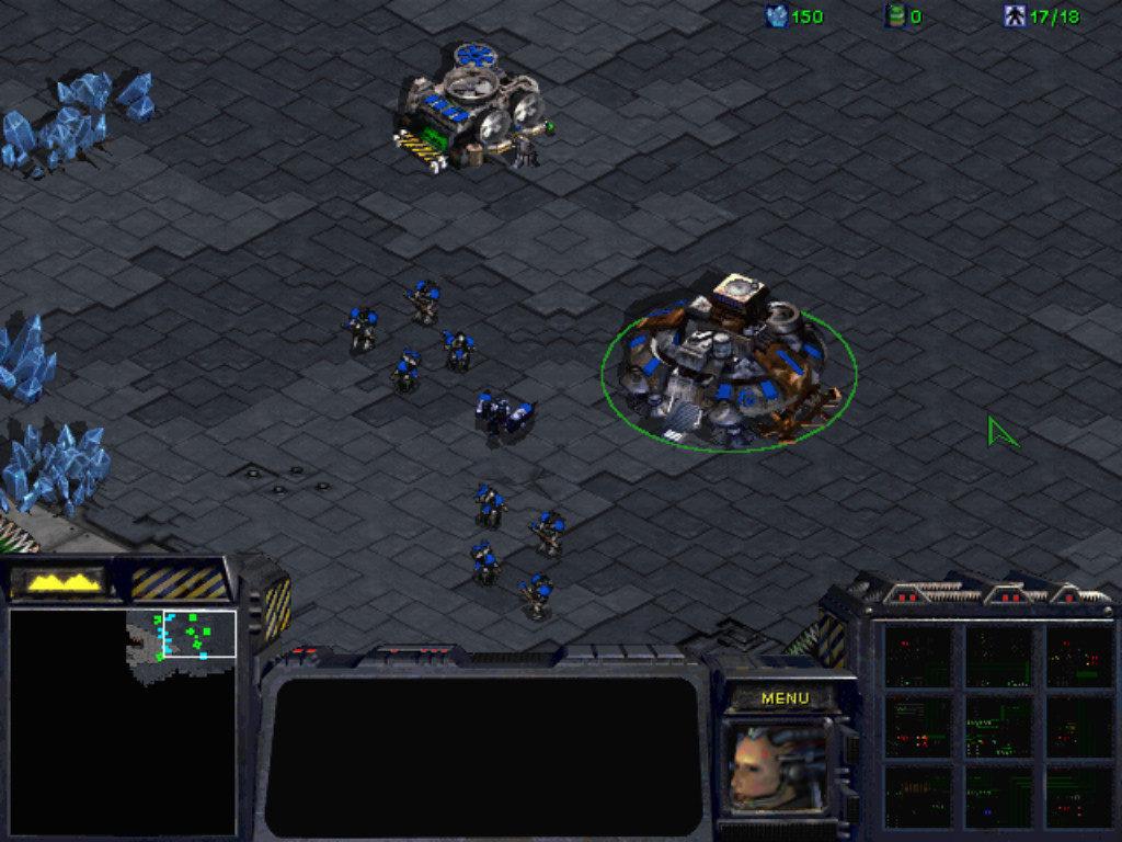 StarCraft Gameplay