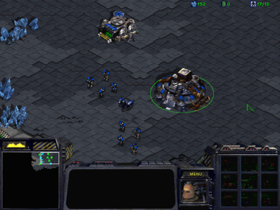 StarCraft Gameplay
