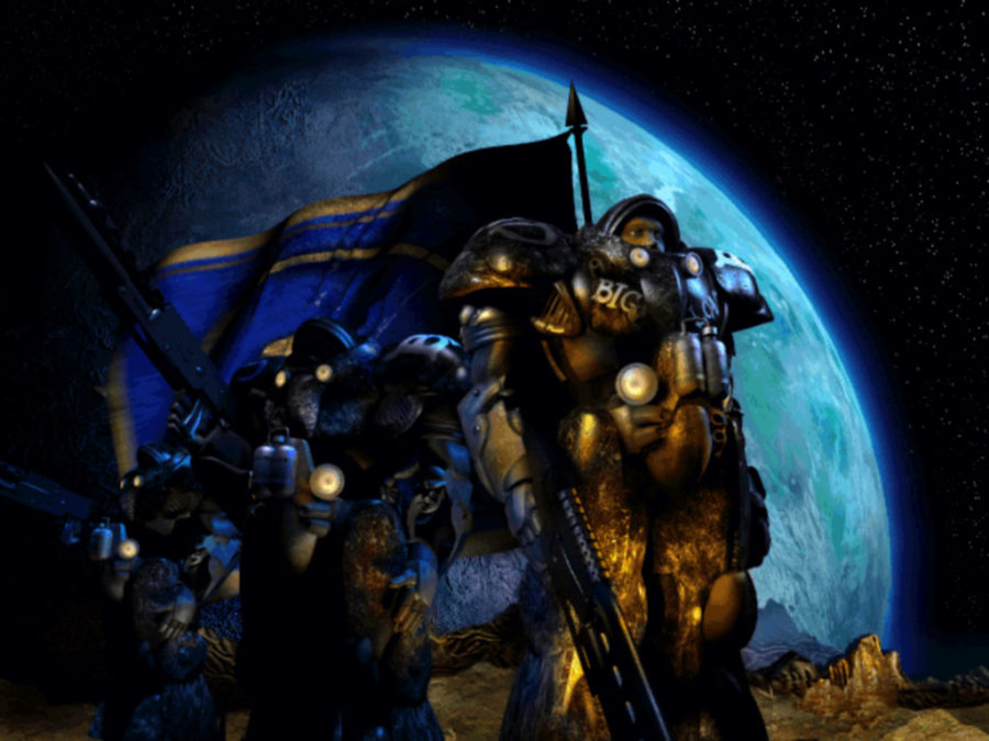 StarCraft - Terrans