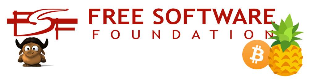 Free Software Foundation recibe donación de Pineapple Fund