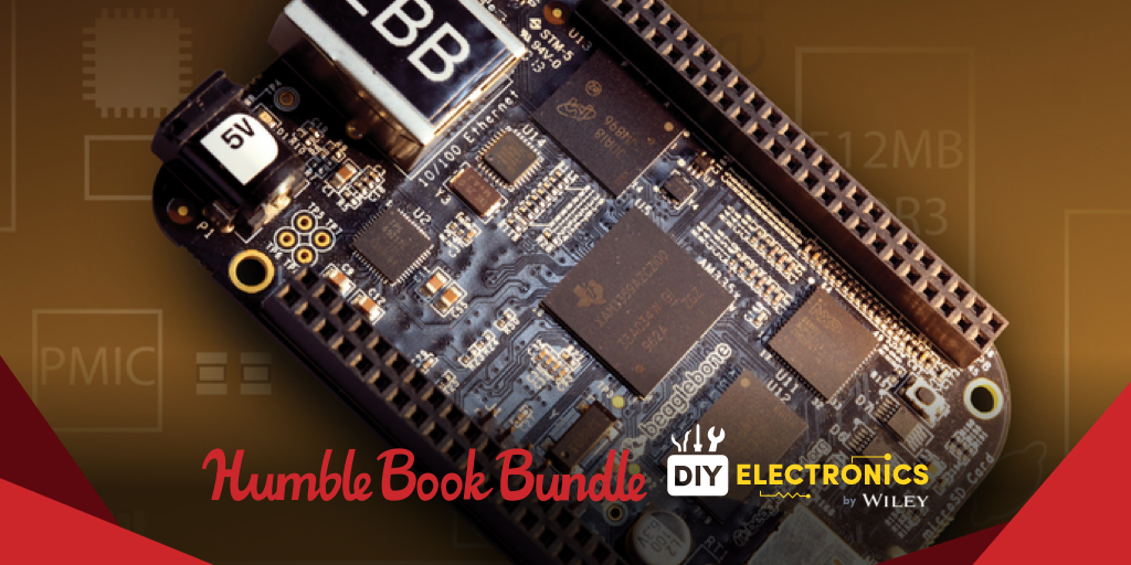 Humble Book Bundle: DIY Electronics