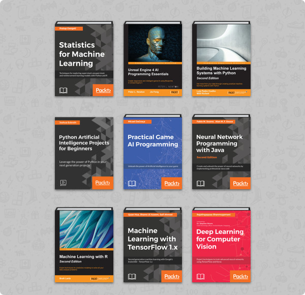 Humble Book Bundle - Artificial Intelligence libros