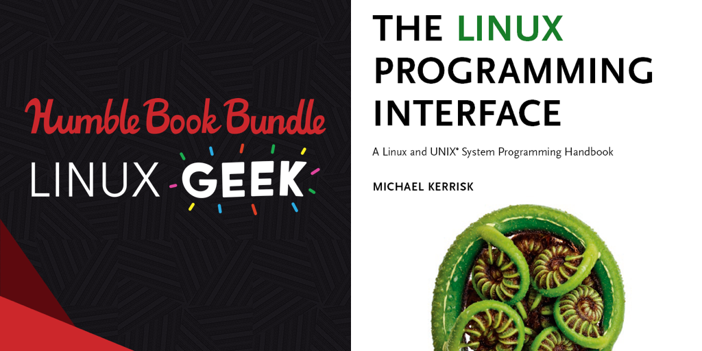 Linux Geek Book Bundle
