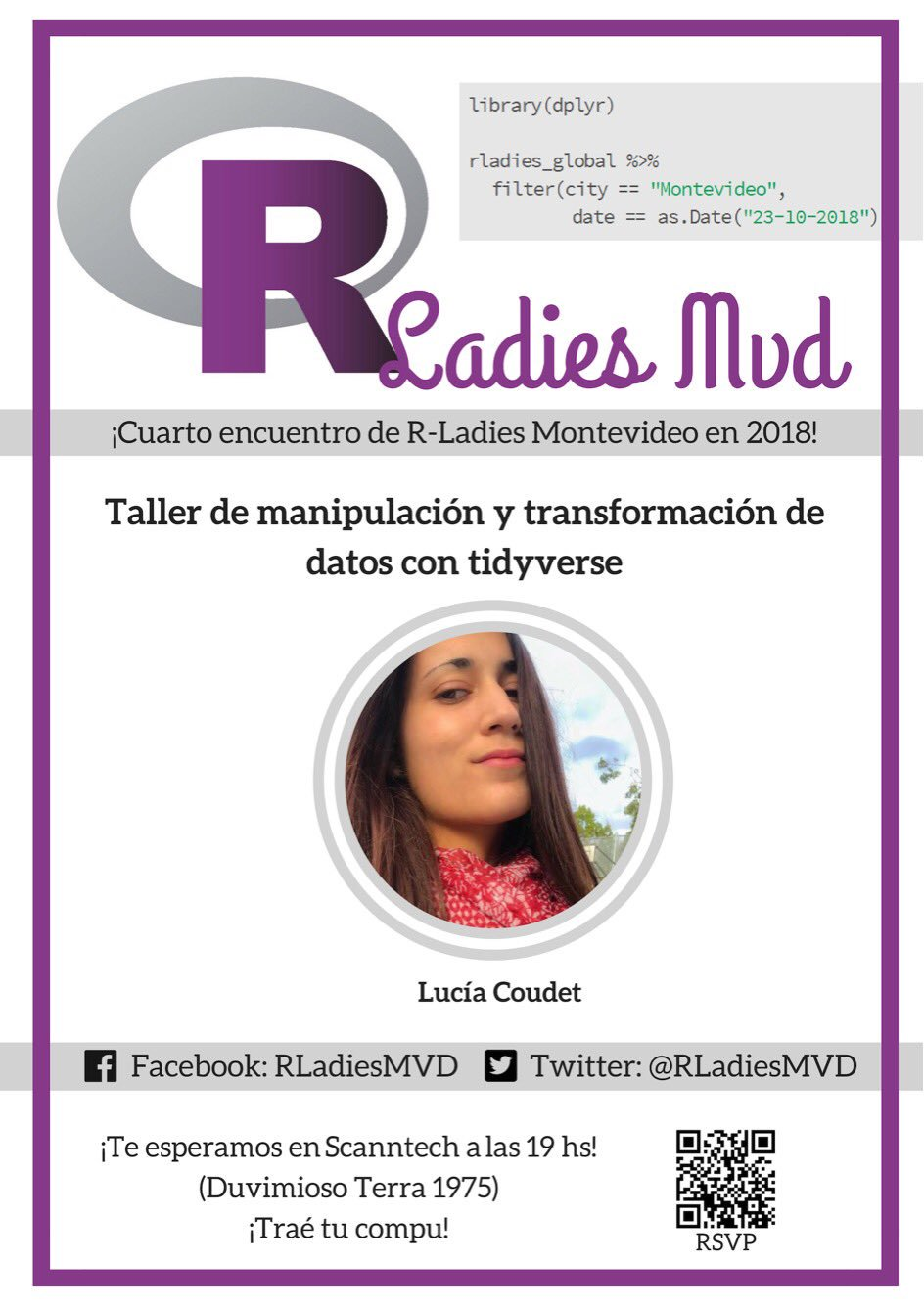 R-Ladies Montevideo
