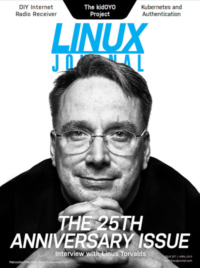 Linux Journal 25