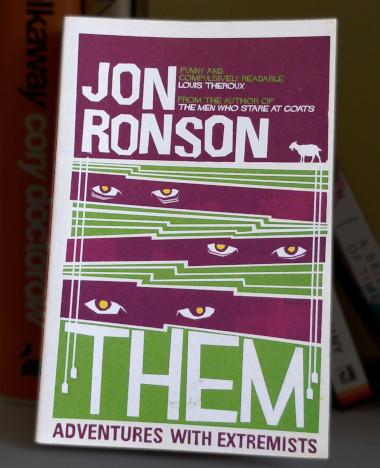 Libro: Jon Ronson, Them