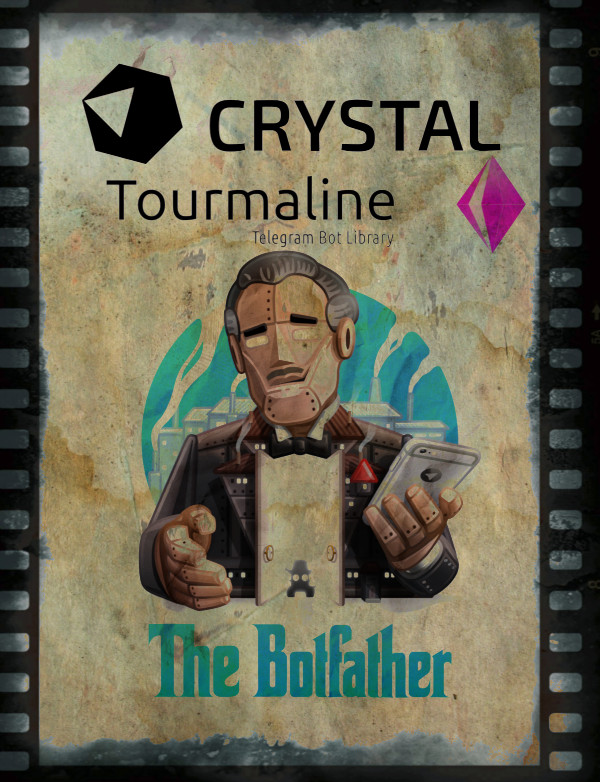 Tourmaline – Framework para bots de Telegram en Crystal