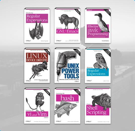 Humble Book Bundle: Linux & Unix por O'Reilly