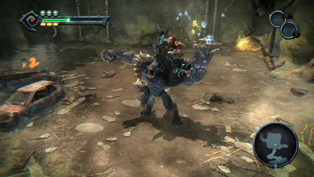 Darksiders: Enemigos