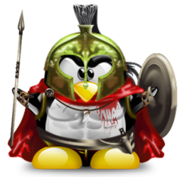 Spartan Tux