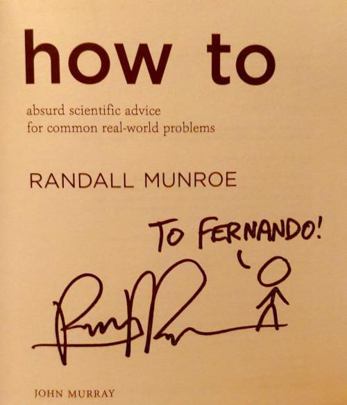 xkcd for Fernando
