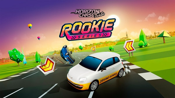 Horizon Chase Turbo: Rookie Series