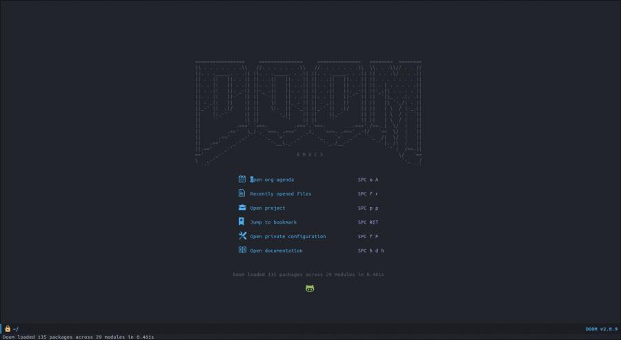 Doom Emacs