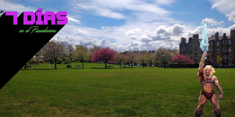 Siete días en el Picandoverso - Abril 4: No Control