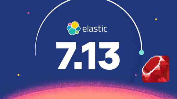 Elastic 7.13.0